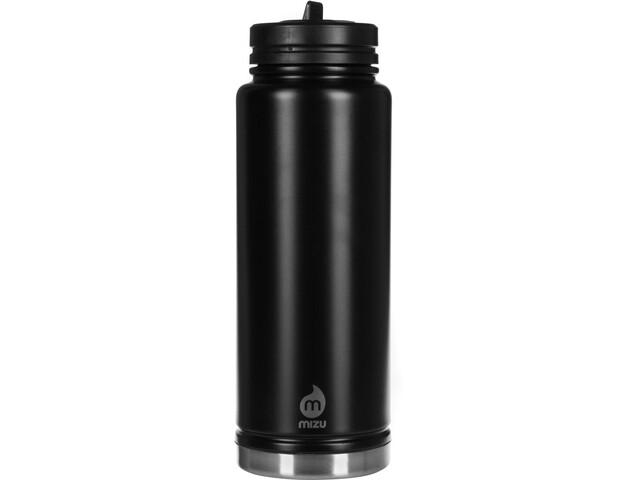 MIZU 360 V12 Enduro LE Bidón 1200ml con Tapa de Pajita, black